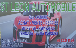 St Léon Automobile